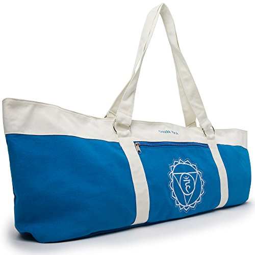Chakra Yoga Extra large yoga mat bag – DiZiSports Store