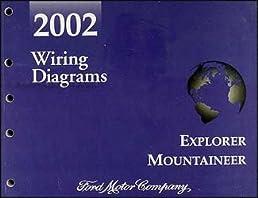 2002 ford explorer mercury mountaineer wiring diagram manual 2002 Dodge Intrepid Wiring Diagram 2002 ford explorer mercury mountaineer wiring diagram manual original paperback \u2013 2002