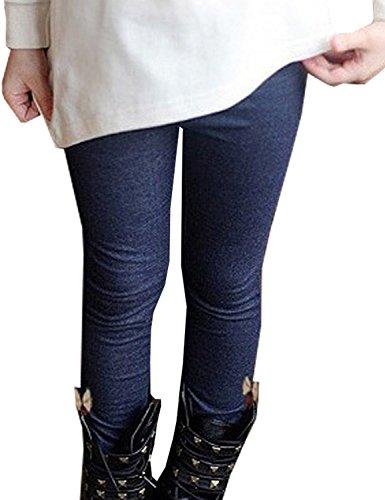 Bow Jeans Pants - 7