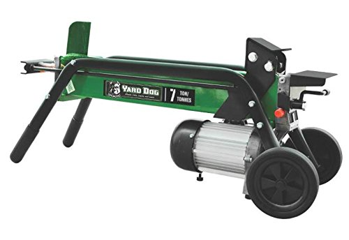 North American Tool 8999 Electric Horizontal Log Split, 7 Ton, 2 Hp by North American Tool