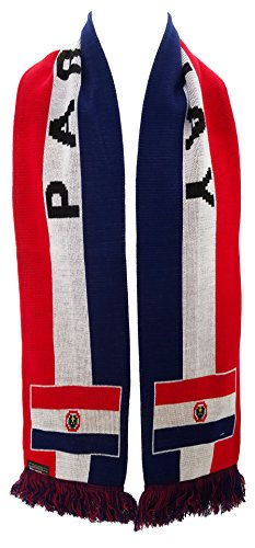 RUFFNECK National Soccer Team Paraguay Scarf, Red, One Size