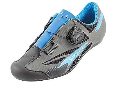Vittoria Kid Boa Road Cycling Shoes Blue Size: 32
