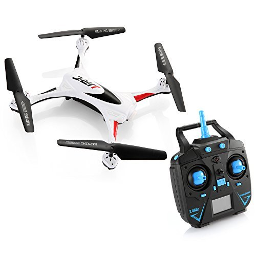 JJRC H31 Waterproof Drone no Camera ,Headless Mode and One Key Return Feature Rolling RC Quadcopter (white)