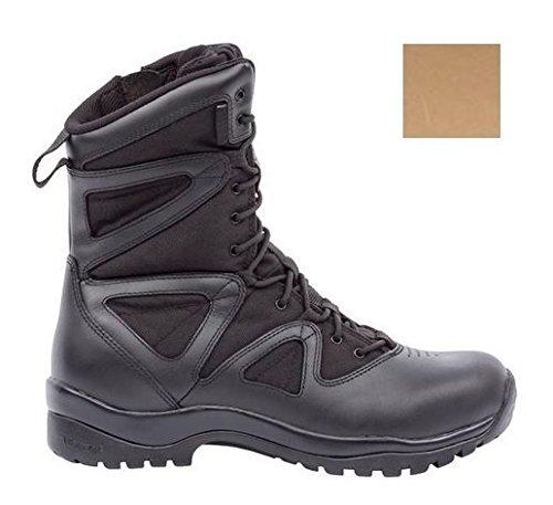 Blackhawk  Mens Ultralight Side Zip Boot  Desert Tan  7 Wide