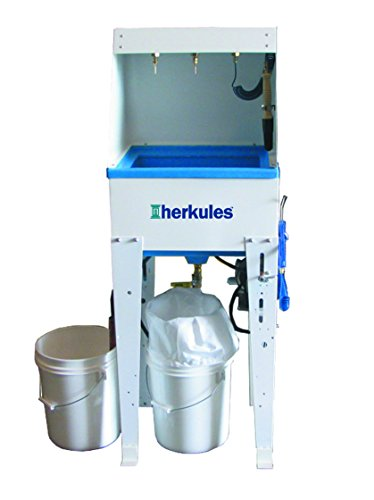 (Herkules G550 Waterborne Paint Gun Washer)