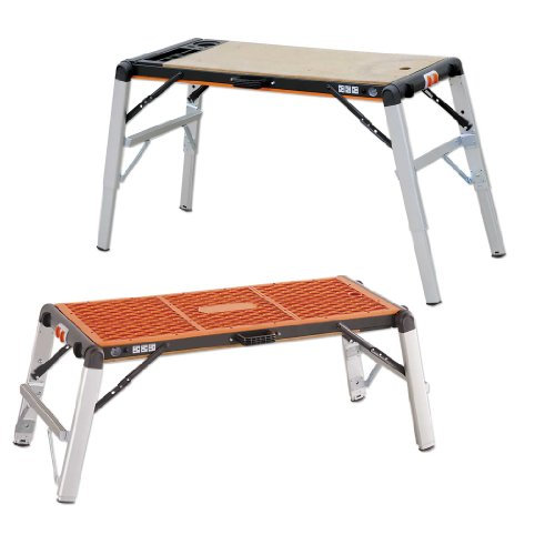 Astro 55600 2 in 1 Workbench Table / Scaffold