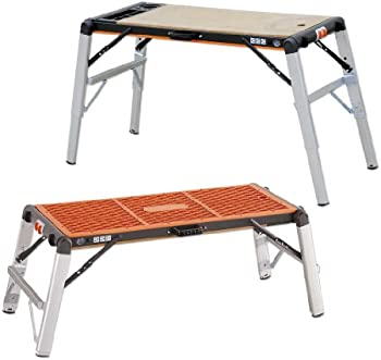 Astro Pneumatic 2-in-1 Workbench Table