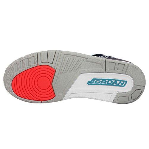 Uomo Sneaker Nvy trqs Jordan Multicolour 23 Bl Infrrd mid Azul Rojo gry Gris 4acqA5AW