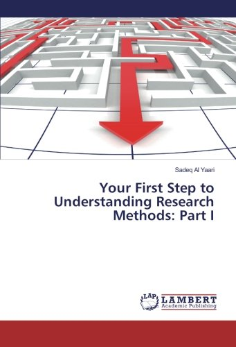 Your First Step to Understanding Research Methods: Part I ebook
