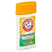 ARM & HAMMER Essentials Natural Deodorant Fresh 2.50 oz