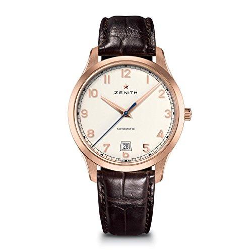 Zenith Captain Central Second Boutique Edition Men's Watch 18-2021-670-38-C498