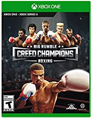 Big Rumble Boxing Creed Champions - Xbox One & Xbox Series X|S - PlayStation Portable