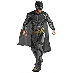 Rubie's Costume Co Tactical Batman Adult Deluxe Costume, As Shown, Standard