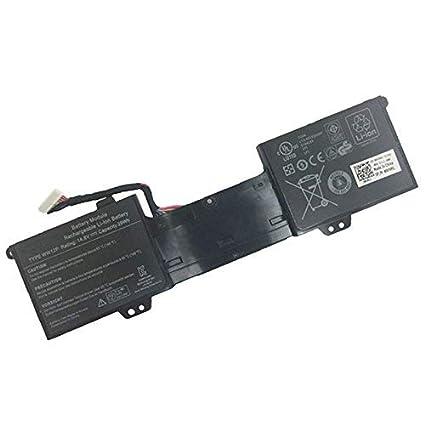Hubei 14.8V 29Wh WW12P 9YXN1 TR2F1 Batería del Ordenador portátil para DELL Inspiron Duo 1090