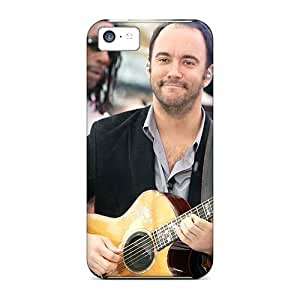 Excellent Cell-phone Hard Covers For Iphone 5c With Provide Private Custom HD Dave Matthews Band Series LauraAdamicska