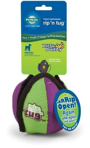Petsafe Rip 'N Tug Lotus Dog Toy, Large by Toys & Behavior