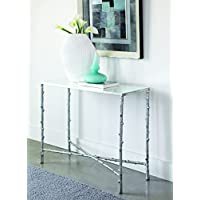 Coaster 950359 Home Furnishings Console Table, Silver