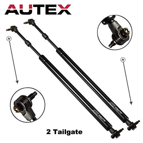 Autex 2pcs Rear Door Hatch Liftgate Gate Lift Trunk Supports Shock Strut Arms Compatible With Chrysler PT Cruiser 2001 02 03 04 05 06 07 2008 SG214024