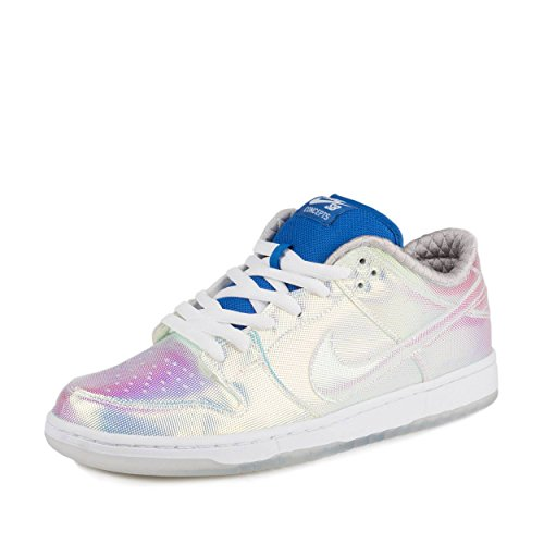 NIKE Mens x Concepts Dunk Low Pro SB Holy Grail Diamond Synthetic