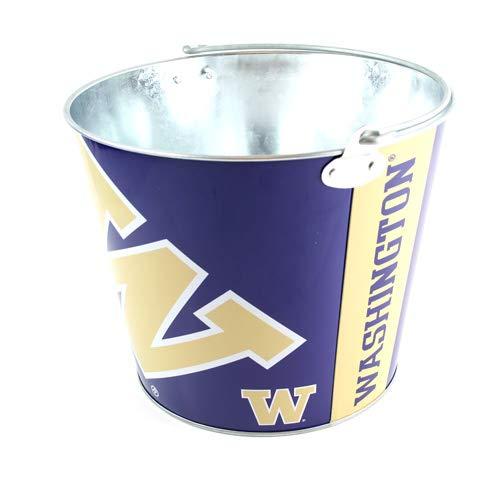 (Boelter Brands Washington Huskies Sleek Wrap 5 Qt. Aluminum Ice Bucket)