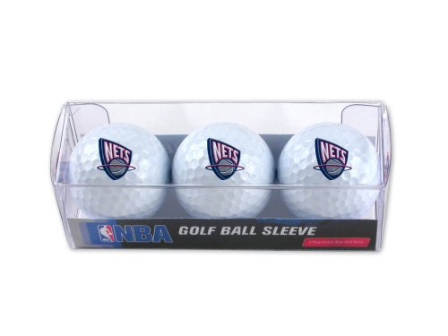 New Jersey Nets Golf Ball Sleeve