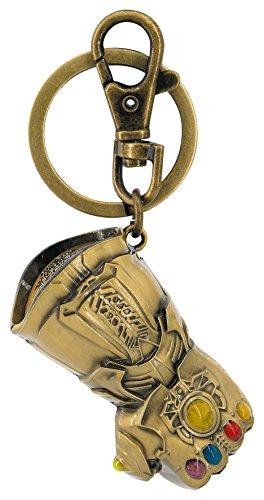 Marvel Novelty Key Ring, Multi Color ()