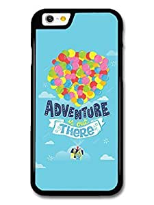 AMAF ? Accessories Adventure Up Disney Pixar Animation Movie Quote Balloons Fly case for iPhone 6