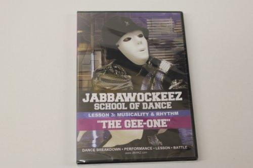 Jabbawockeez School of Dance Lesson 3: Musicality & Rhythm 'The GEE-ONE' DVD