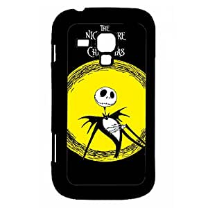 Friendly Back Phone Cover For Women For Samsung Galaxy Trend Duos Printing Disney The Nightmare Before Christmas Choose Design 3