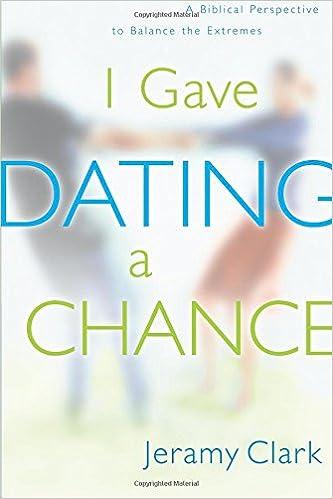I kissed dating goodbye chapter summary