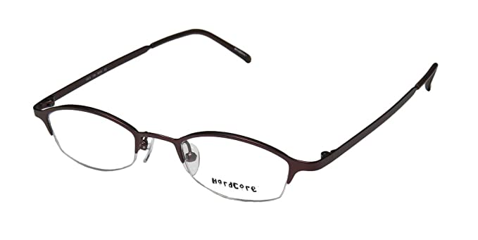 Amazon.com: Hardcore 1603 Womens/Ladies Designer Half-rim Simple ...