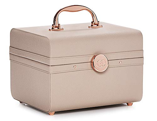 Caboodles Life & Style Train Case, Premium Makeup and Accessory organization