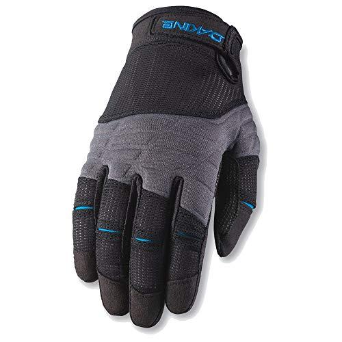 Dakine Full Glove Finger - Dakine Unisex Full Finger Sailing Gloves, Black, M