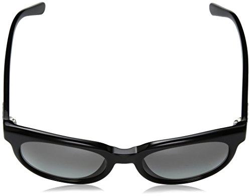 DKNY Mujer para Black de 0Dy4143 Sol Gafas Negro qawvfqr