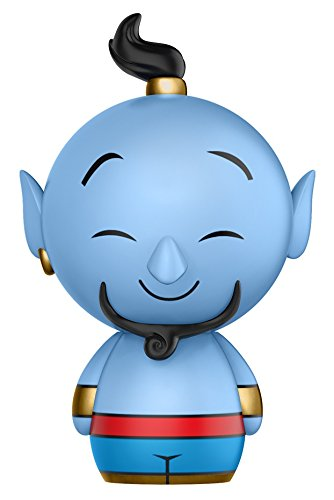 Funko Dorbz Aladdin Genie Action Figure (Style and Color May Vary)