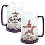 Duck House Houston Astros Mug Crystal Freezer Style Special Order