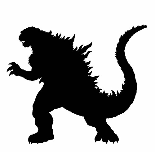Buy godzilla decal for laptop