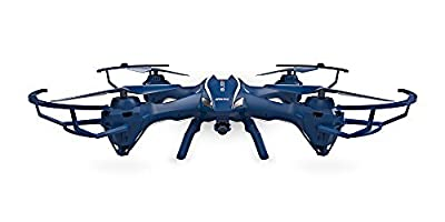 UDI U842 WiFi FPV Quadcopter Drone with HD Camera and Battery for IOS and Android Device by UDI RC