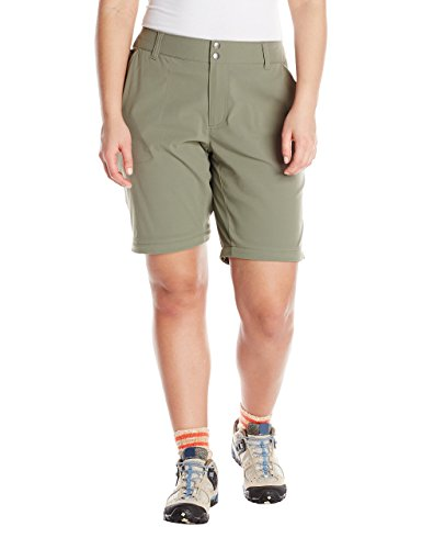 Columbia Saturday Trail II Convertible pantalones de la mujer Grill