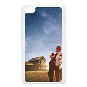 iPod Touch 4 Case White Interstellar New Film Poster Art Nolan Camjl