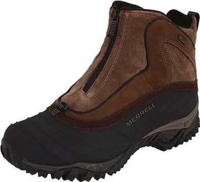 Amazon.com | Merrell Men's Isotherm Zip Waterproof Boot