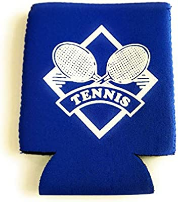 Amazon.com : Clarke Two Tennis Racquet Can-Tastic Can Holders - Royal : Sports & Outdoors