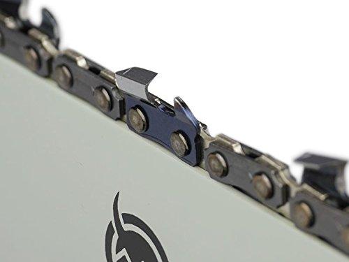 Vollmei/ßel 35cm S/ägenspezi Kette 3//8PM 52TG 1,1mm passend f/ür Makita DUC353