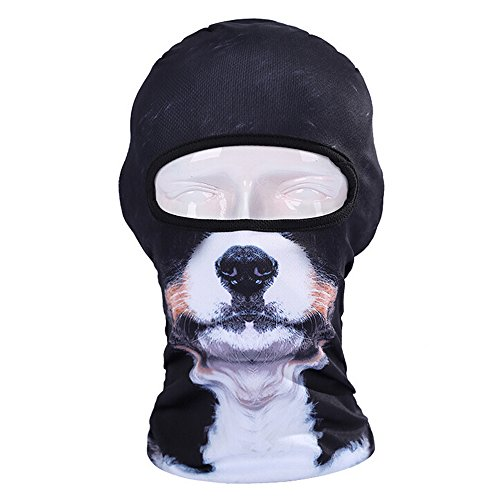 Deathstroke Costume Uk - Ezyoutdoor Full Face Motorcycle Bicycle Bike Skull Mask Snowmobile Hood Neck Balaclava Hat Animal Outdoor Sport Cosplay Costume (#015)