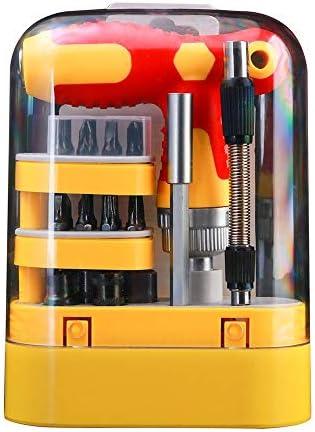 LilyAngel 33 1インシュレータ電気技師ドライバーセットテスター多機能携帯電話分解ツールセット