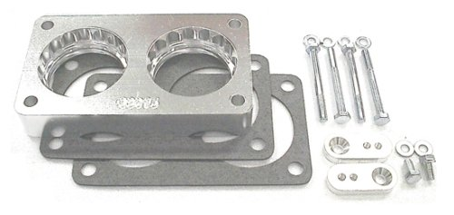 Street and Performance Electronics 68015 Helix Power Tower Plus Throttle Body Spacer 1999-2004 Ford Truck 6.8L