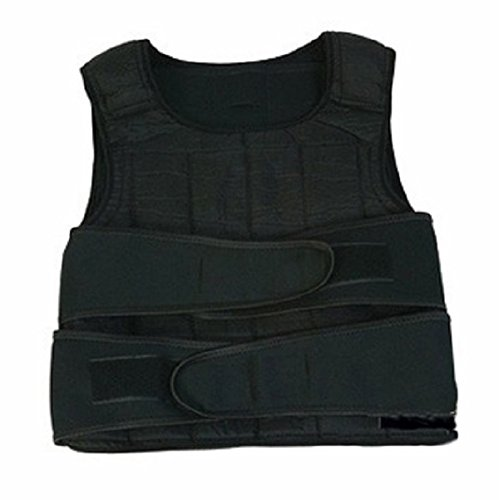Unified Fitness Ultimately Fit 45 lbs Adjustable Weighted Vest by Unified Fitness