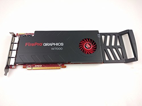 41AHB4YRqRL - AMD FirePro W7000 4GB GDDR5 4DisplayPort PCI-Express Workstation Graphics Card 100-505634