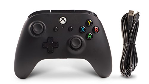 PowerA Enhanced Wired Controller for Xbox One - Black 8