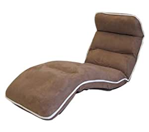 175x55x15cm recliners filled with memory foam